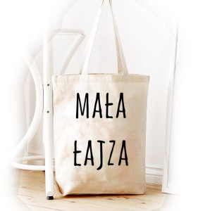 "Shopper   ""MAŁA ŁAJZA"""