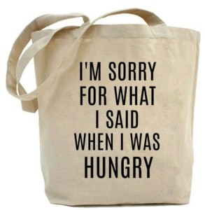 "Shopper ""I'M SORRY  FOR..."""