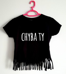 "Indian Top ""chyba ty"""