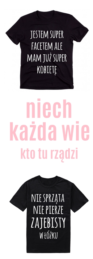 Bluzy Damskie Z Polskimi Tekstami Nadrukiem Time For Fashion